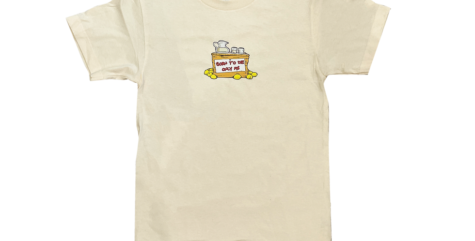 BTD'S LEMONADE STAND PRINTED T-SHIRT