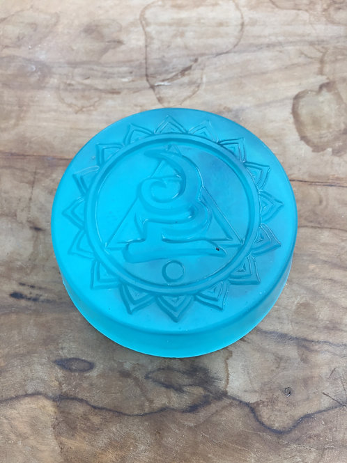 Throat Chakra Soap - Clear