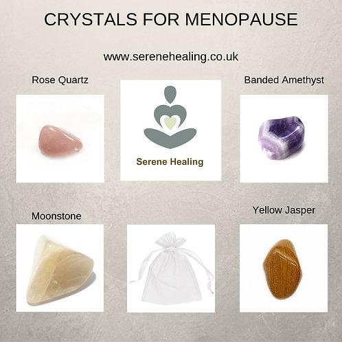 Menopause Crystals