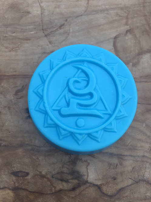 Throat Chakra Soap - Opaque