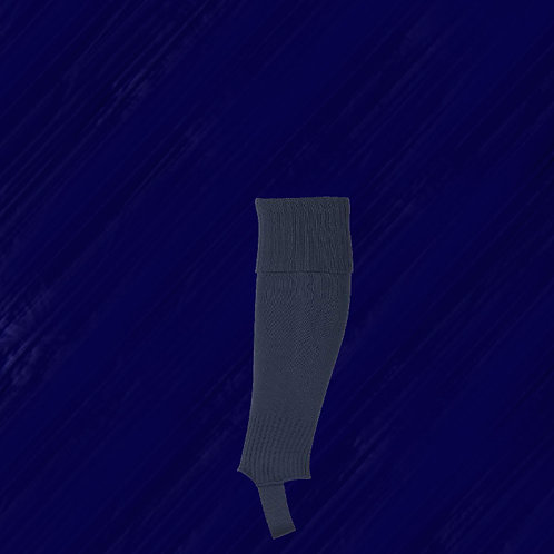 Chaussettes coupées manchon BleuJunior