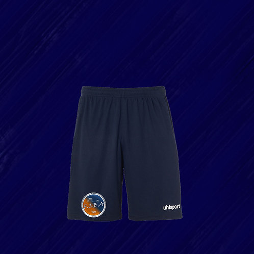 Basic Short Bleu