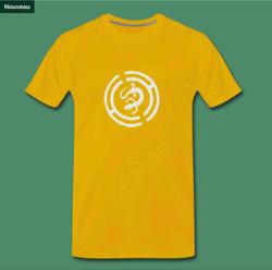 T-shirt_Lézard_blanc