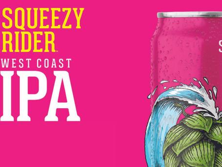 Squeezy Rider: arriva la West Coast IPA di Deschutes