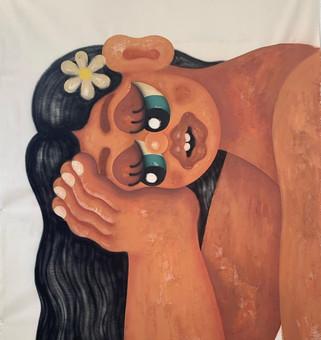 Hawaiian girl, 2021