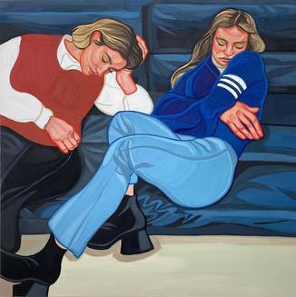 Sleeping, 2020