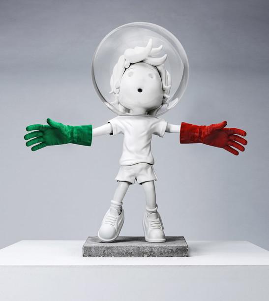 Astronaut, 2020