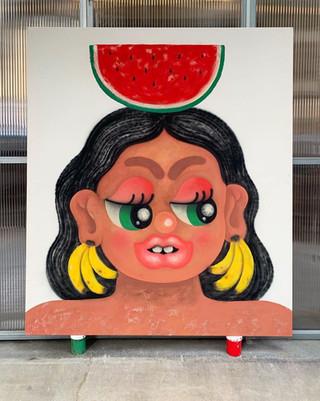 Fruity babe, 2021