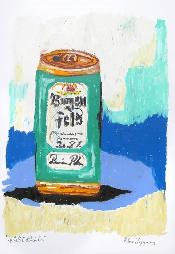 Artist drinks, 2020