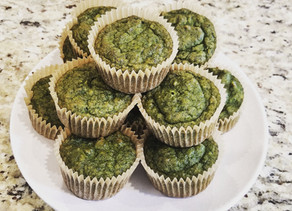 Green Muffins! For the Hulk in You