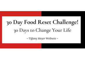 30 Day Food Reset Challenge!
