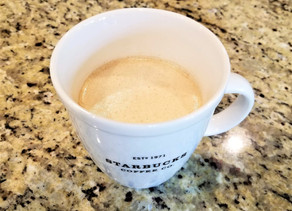 COFFEE! How a Nutritionist Takes Her Coffee!