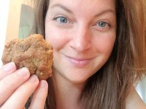 Grain Free Chocolate Chip Cookies! I'm addicted!