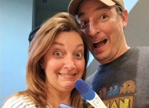 Holy Crap, We're Pregnant - First Trimester Recap!