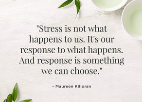 Stress is a Physical Response