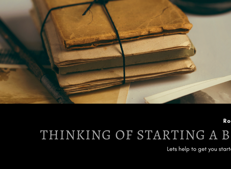 Thinking Of Starting A Blog?