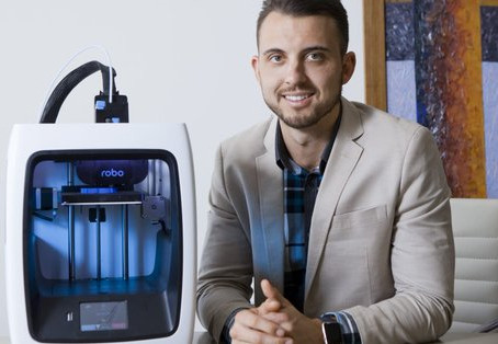 The Future of 3D Printing by Braydon Moreno