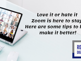 Love it or hate it Zoom is here to stay!
