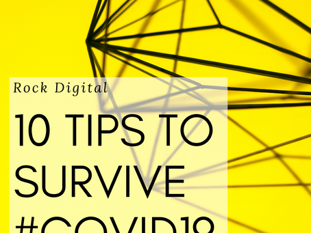10 Tips To Help SME's Survive #Covid19