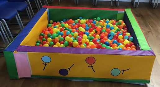 Small Ball Pit & Soft Play