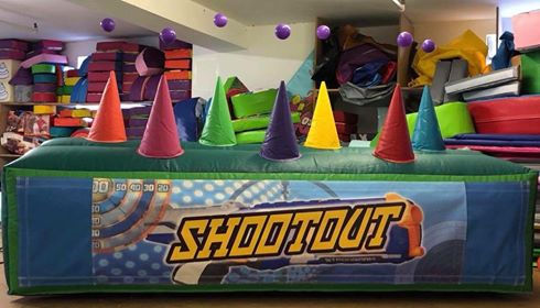 Nerf Shootout