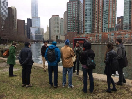 The Chicago River: A Transnational Matrix of Place