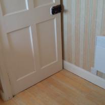 Before - Door