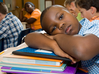 Signs your child may be experiencing stress or anxiety about going back to school