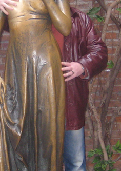 "Verona: ""12 Apostoli"", de borsten van Julia en...kaviaar!"