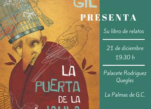 """Presentación de """"La puerta de la Jaula"""" en el Palacete Rodríguez Quegles"""