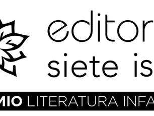 I Premio de Literatura Infantil Canaria de Editorial siete islas
