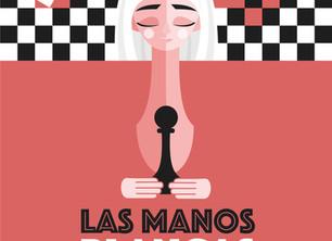 La manos blancas de Juan Pablo Sánchez Vicedo en formato digital
