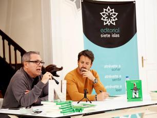 """Manuel M. Almeída, humor y crítica social en la Casa de la Cultura """"Agustín de la Hoz"""" de"""