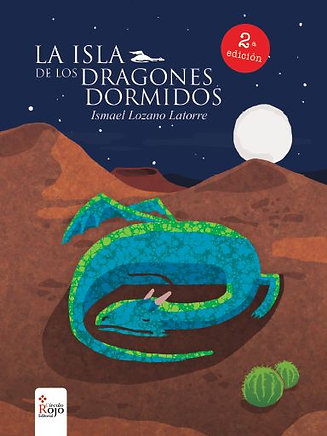 La isla de los dragones dormidos/ Edición Original