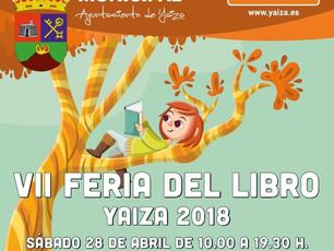 Editorial siete islas en la Feria del Libro de Yaiza 2018