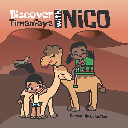 Discover Timanfaya with Nico / Ismael Lozano Latorre