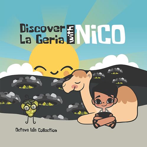 Discover La Geria with Nico / Ismael Lozano Latorre