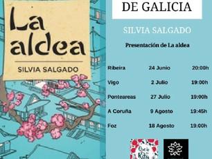 Editorial siete islas de gira por Galicia