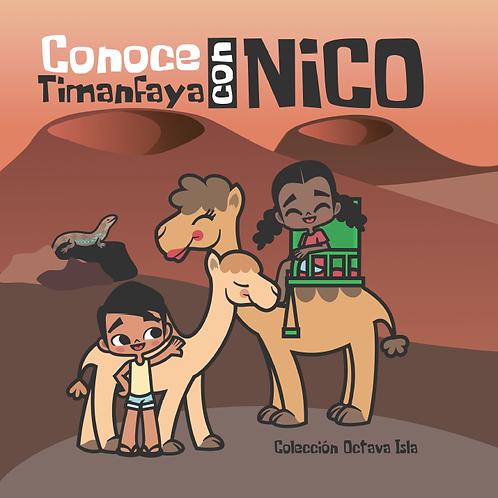 Conoce Timanfaya con Nico / Ismael Lozano Latorre