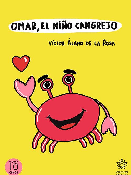 Omar, el niño cangrejo