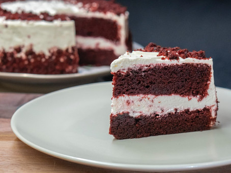 Red velvet is not a flavour.  And that's the hill I'll die on.