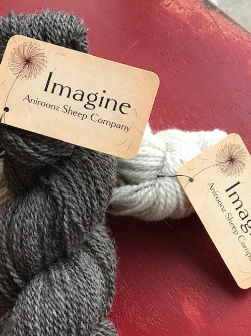 Imagine Yarn - Colorado Sourced and Milled