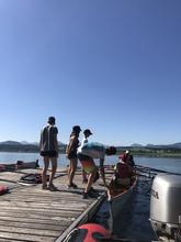 Soziale Kompetenz mit Schülern trainieren - im selben Boot sitzen.