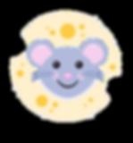 Mouse Logo Montessori Kindergarten Schwabing