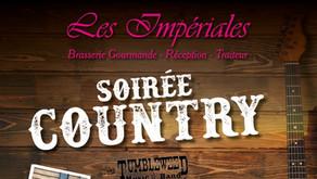 Soirée Country Le 16 Mai                              Save The Date ...