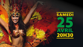 Soirée Diner Spectacle & Concert le 25 Avril  Rythmes n' Plumes Aux Impériales Rambouillet