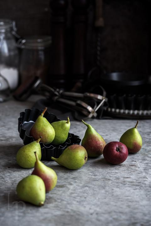 miniature pears