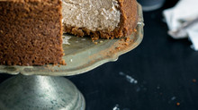 chai spiced cheesecake