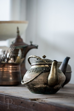 teapot treasures