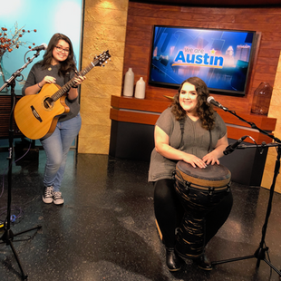 On The Air at We Are Austin!